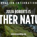 Julia Robert Mother Earth