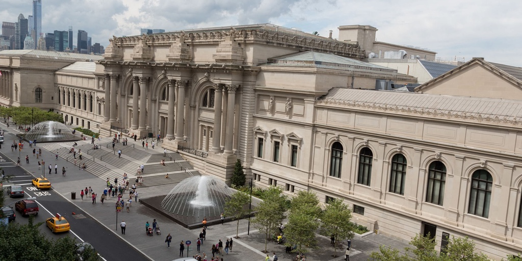 Met Museum of Art David Koch